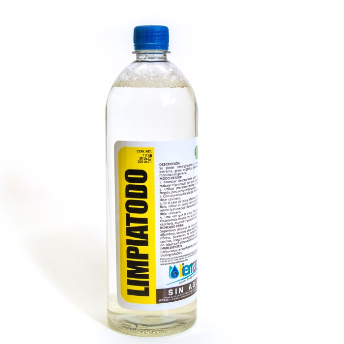 Presentación de 1 litro y 1 Galón